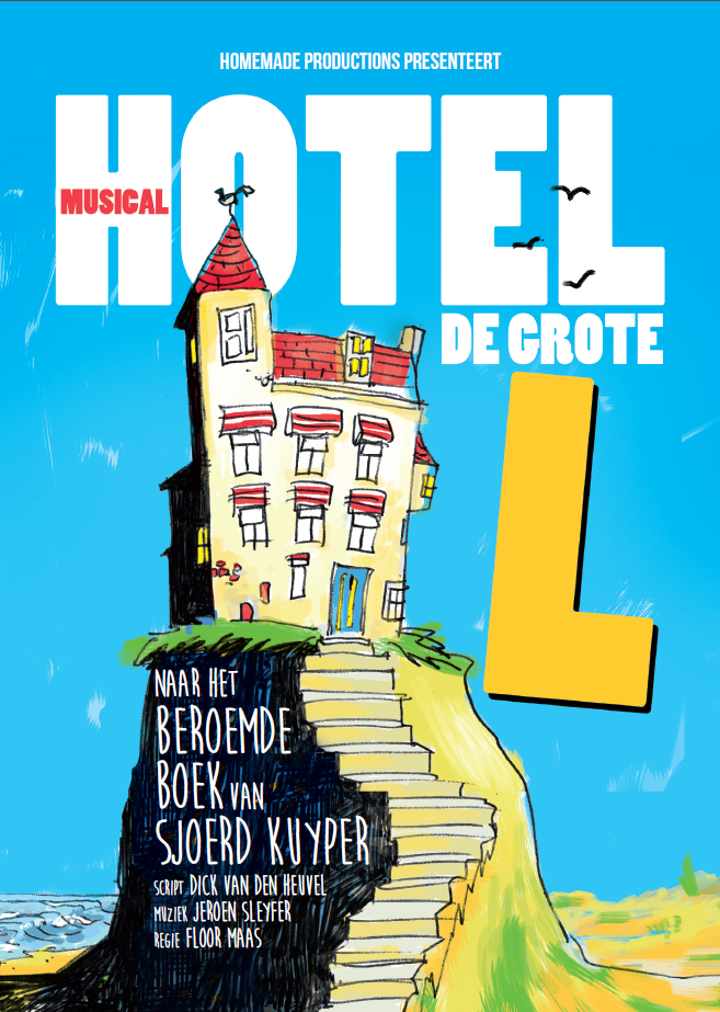 Flyer Hotel De Grote L Homemade